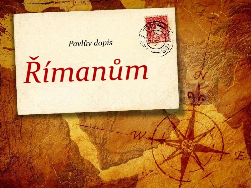 Výklad listu Římanům