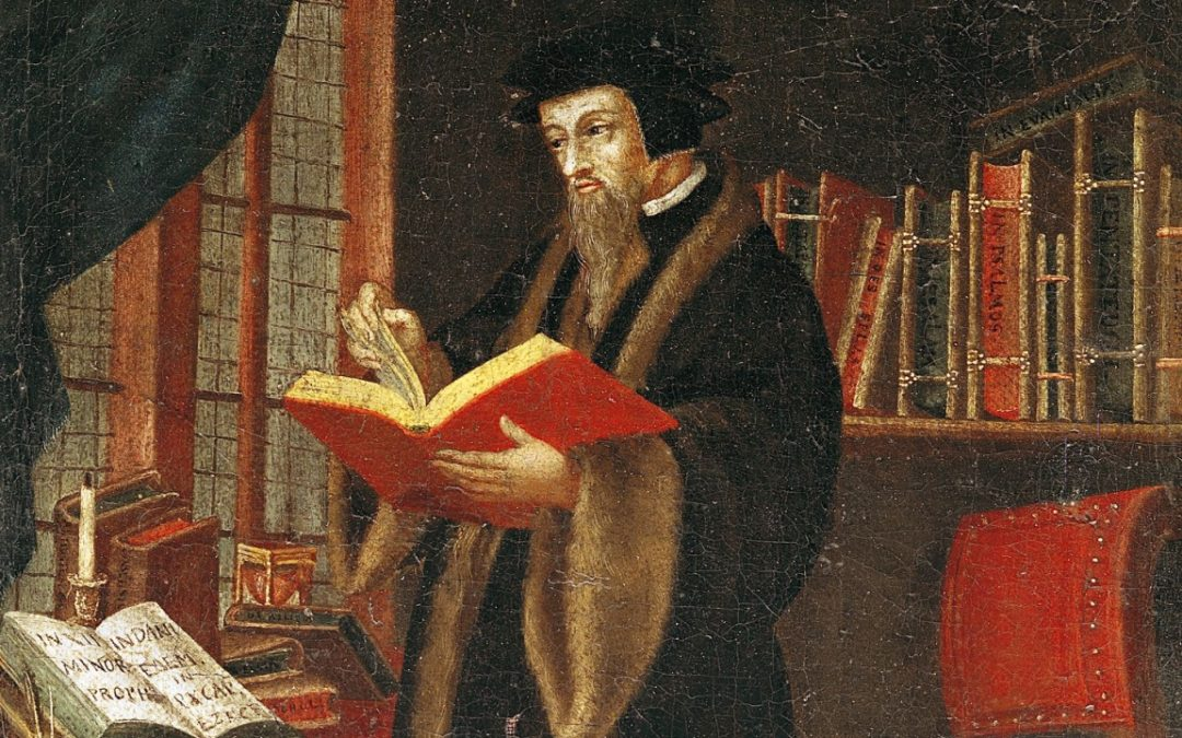 5 mýtů o kalvinismu