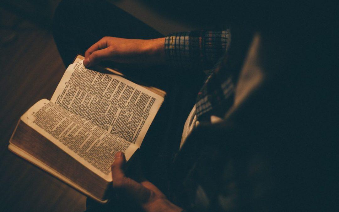 Čtěte Bibli ve své úzkosti